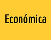 Económica SDT (FREE Typeface)