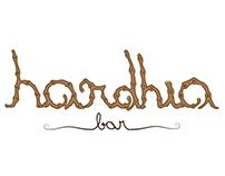 Hardhia Bar   Logo