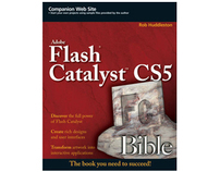 Adobe Flash Catalyst CS5 Bible