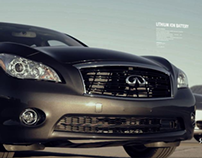 Infiniti M35h - The World's Fastest Accelerating Hybrid