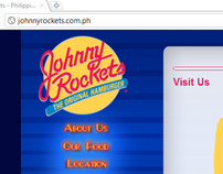 Johnny Rockets Philippines website (Feb 2010)