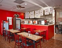 Commercial Photography / Video / Presentation - Pizza C