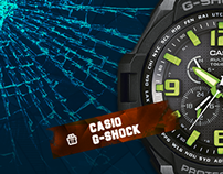 Casio G-Shock Store