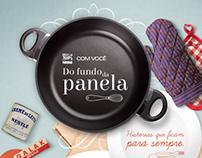 """Concurso Cultural """"Nestlé Com Você Do Fundo da Panela"""""""