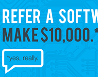 Refer a Software Developer, Make $10,000. (Really.)