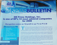 SM Supermalls News Bulletin