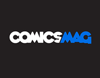 ComicsMag (Editorial Project)