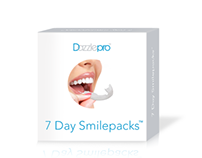 7 Day Smilepacks - Packaging Design