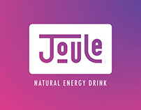 Joule - Natural Energy Drink