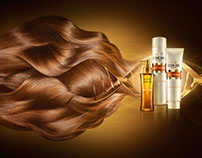 Clinicare Pantene China Campaign 2013