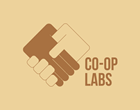 Co-Op Labs Brand Guidelines (Branding Project)