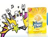 Wheat Thins @ Bonnaroo