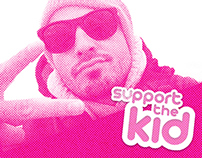 Support The Kid logo