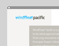 WindFloat Pacific Website