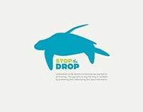 Stop the Drop | Infographic App