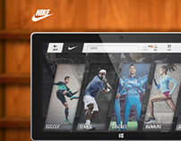 Nike Instore App