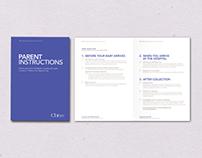 Instructional Brochures
