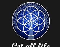 Logo, identic & website for Get All Life