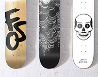 FSO Skateboard Co.