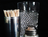 Toothpick / Napkin Holder