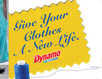 Dynamo Give Your Clothes a New Life