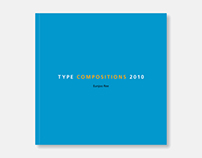 Type Composition Book