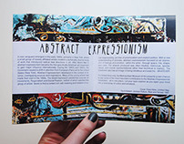 Art Exhibition Brochure