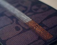 Cigarette [Typography] Ad