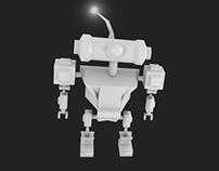 Robot | 3D Character Design
