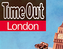 TimeOut London Magazine Cover