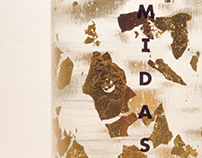 Midas Water - Luxury Water Packaging