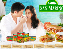 San Marino main site | Summer Theme (March 2011)