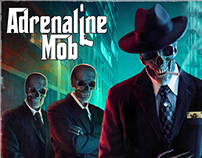 Adrenaline Mob-Men Of Honor