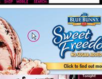 Blue Bunny Ad Series