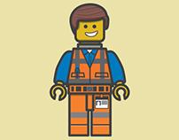 #10 Emmet Lego