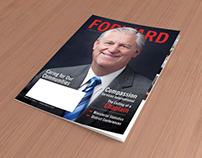 Editorial Magazine - Forward