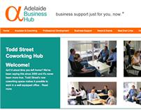 Adelaide Business Hub - Website Development