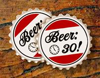 Beer:30 Branding