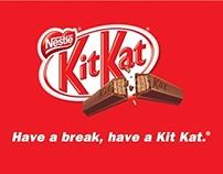Kit Kat Malaysia Facebook Wallpost
