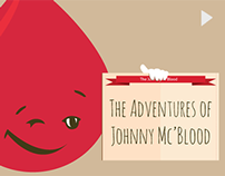 Animation - Adventures of Johnny McBlood
