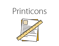 Printicons | Print Visual Aids