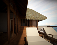 Maafushivaru Resort Renders