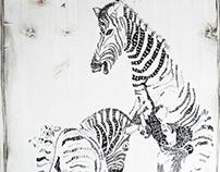 Illustration with Typogaphy