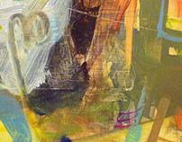 Sophomore Paintings