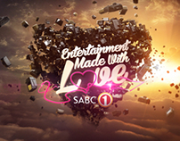 Entertainment made with love SABC 1