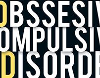 OCD Poem- Kinetic Typography Exercise