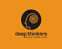 deep thinkers branding
