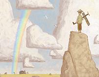 where the rainbow begins