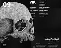 Noise Festival Branding
