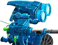Robo Concept Art